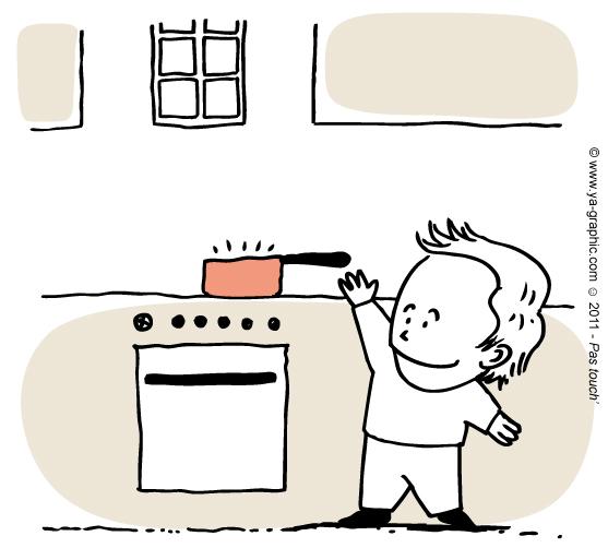 Accident domestique en cuisine la casserole et votre for Cout piscine coque posee