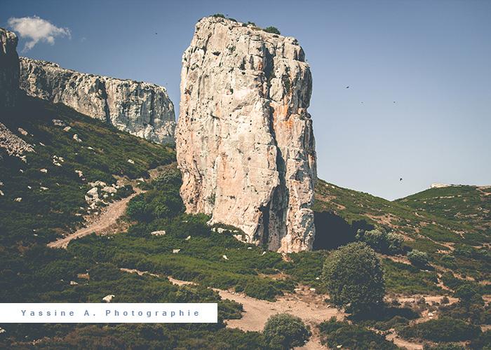 Massifs rocheux calcaires Lançon-de-Provence